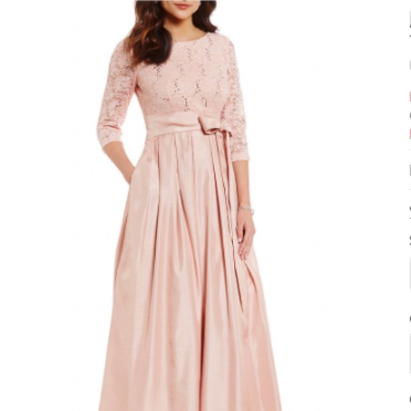 64c2221642f15 Jessica Howard Dresses & Skirts - Jessica Howard Lace Taffeta Party Dress